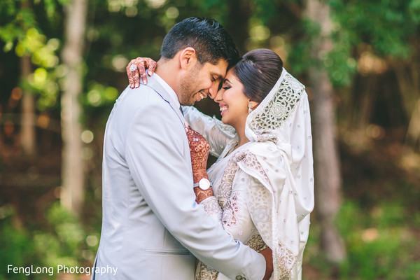Indian wedding portraits in Atlanta, GA Indian Wedding by FengLong Photography