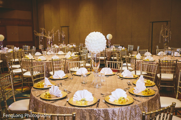 Beautiful Indian wedding venue in Atlanta, GA Indian Wedding by FengLong Photography