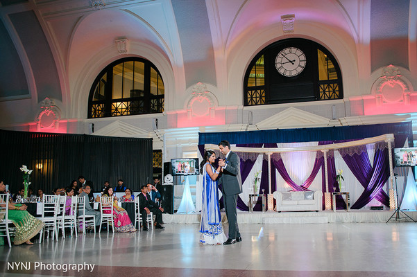 Indian Wedding Reception in Worcester, Massachusetts Indian Wedding by NYNJ Photography