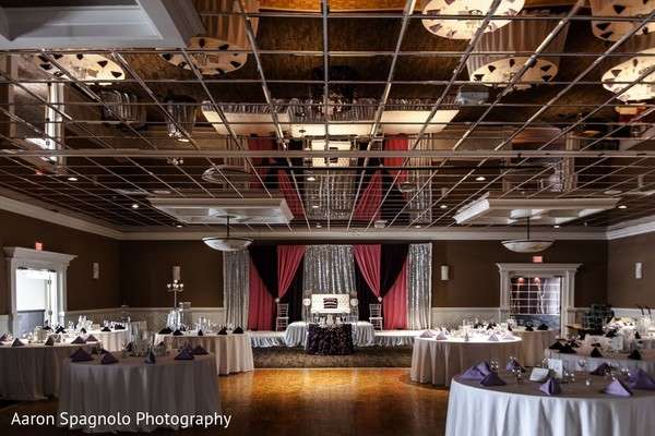 Indian Wedding Venue in Fairhaven, MA Fusion Wedding by Aaron Spagnolo Photography
