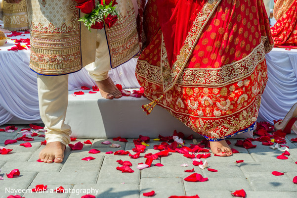 Indian wedding ceremony in Piermont, NY South Asian Wedding by Nayeem Vohra Photography
