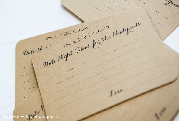 Stationery in Piermont, NY South Asian Wedding by Nayeem Vohra Photography