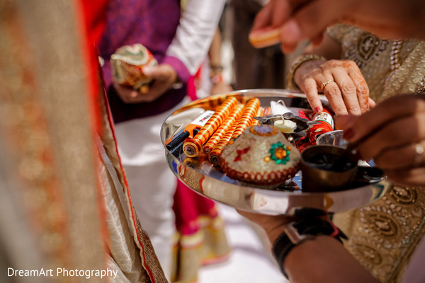 Indian Wedding Details in Cancun, MX Indian Wedding by DreamArt Photography