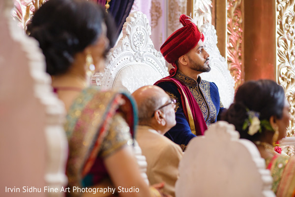 Indian wedding ceremony in Brampton, ON Indian Wedding by Irvin Sidhu Fine Art Photography Studio