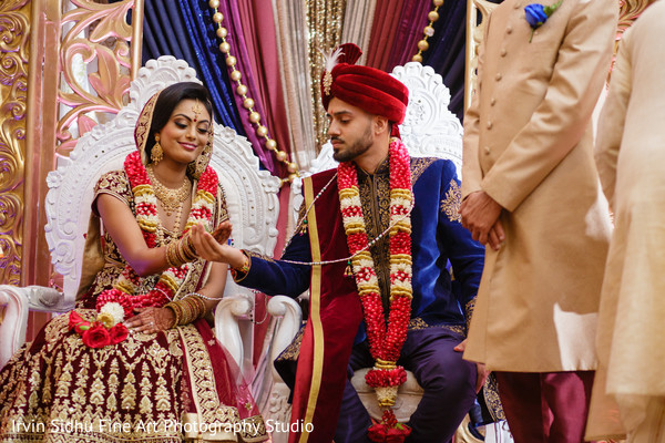 Indian wedding ceremony traditions in Brampton, ON Indian Wedding by Irvin Sidhu Fine Art Photography Studio