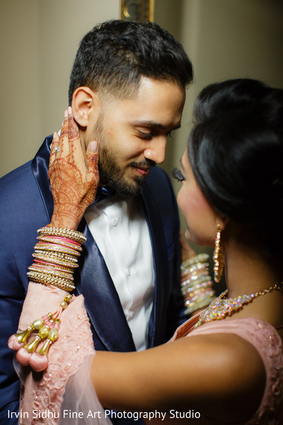 See the lovely indian couple so in love in Brampton, ON Indian Wedding by Irvin Sidhu Fine Art Photography Studio