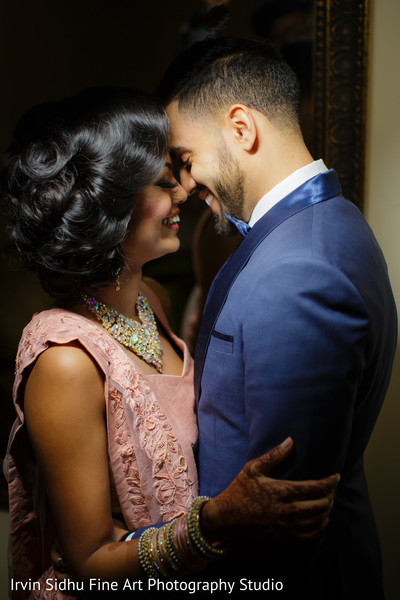 Lovely indian couple in Brampton, ON Indian Wedding by Irvin Sidhu Fine Art Photography Studio