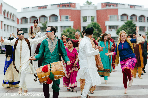 Make your traditions unforgettable in Playa del Carmen Playa del Carmen Destination Indian Wedding by Ivan Luckie Photography