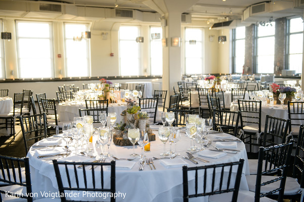 Beautiful Wedding Venue in New York, NY Indian Wedding by Karin von Voigtlander Photography