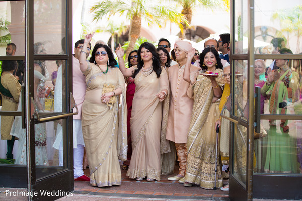 Beautiful Indian Wedding Celebration in Santa Barbara, CA Indian Wedding by ProImage Weddings