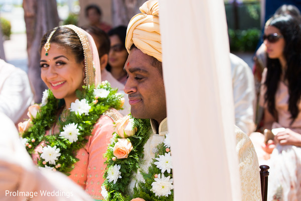 Indian wedding ceremony in Santa Barbara, CA Indian Wedding by ProImage Weddings
