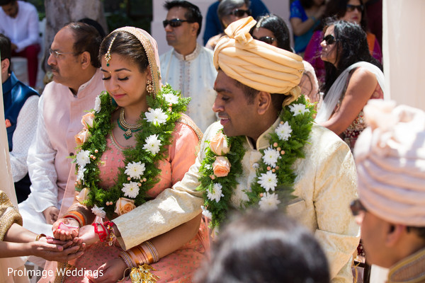 Indian wedding ceremony traditions in Santa Barbara, CA Indian Wedding by ProImage Weddings