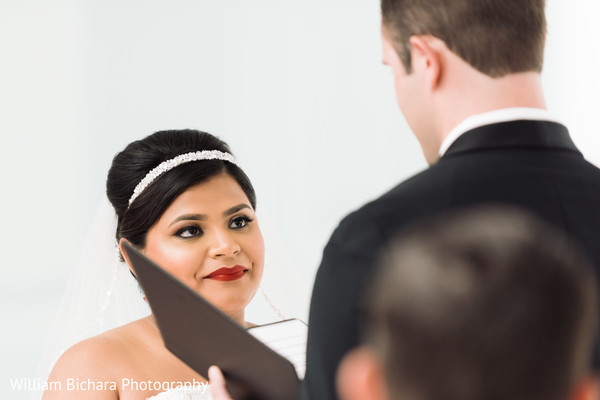 Indian Fusion Wedding in Dallas, TX Indian Fusion Wedding by William Bichara Photography
