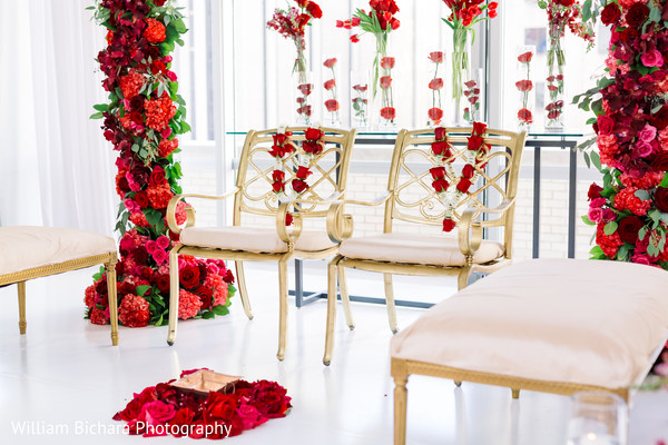 Indian Wedding Decorations in Dallas, TX Indian Fusion Wedding by William Bichara Photography