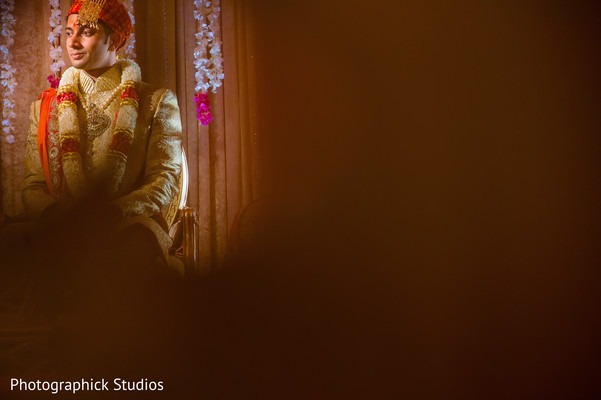 See this raja during his wedding ceremony. in Alexandria, VA Indian Wedding by Photographick Studios