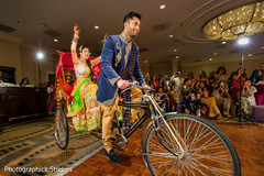rickshaw,indian wedding transportation