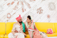 Pre indian wedding ceremony photoshoot