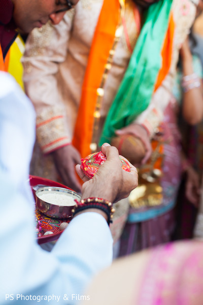 Beautiful traditional Indian wedding ceremony in Palm Bech, FL Indian Wedding by PS Photography & Films