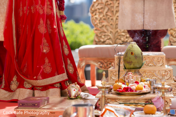 Indian wedding ceremony. in Jersey City, NJ Indian Wedding by Click Café Photography