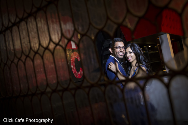 Pre indian wedding reception photoshoot in Jersey City, NJ Indian Wedding by Click Café Photography