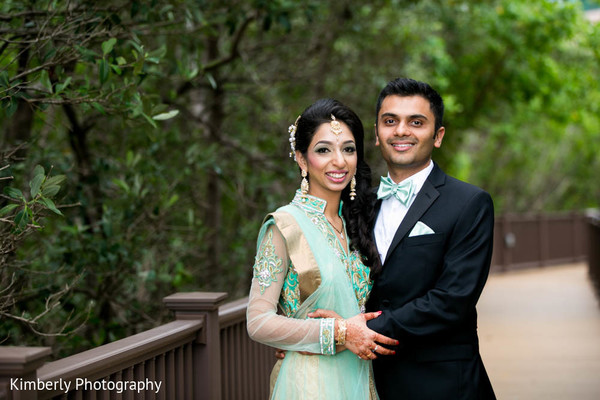 Pre indian wedding reception photoshoot in Tampa, FL Indian Wedding by Kimberly Photography