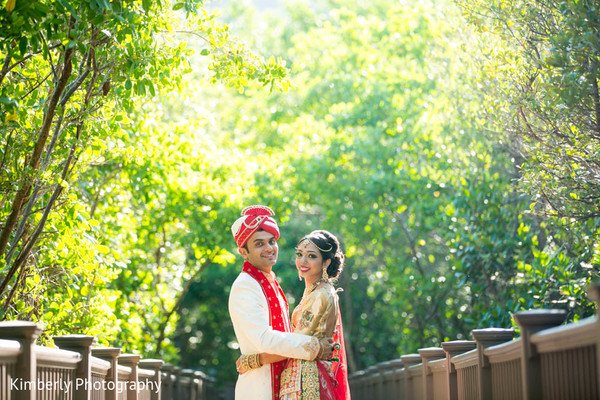 Pre indian wedding ceremony photoshoot in Tampa, FL Indian Wedding by Kimberly Photography