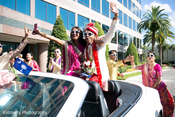 Beautiful Indian wedding ceremony in Tampa, FL Indian Wedding by Kimberly Photography