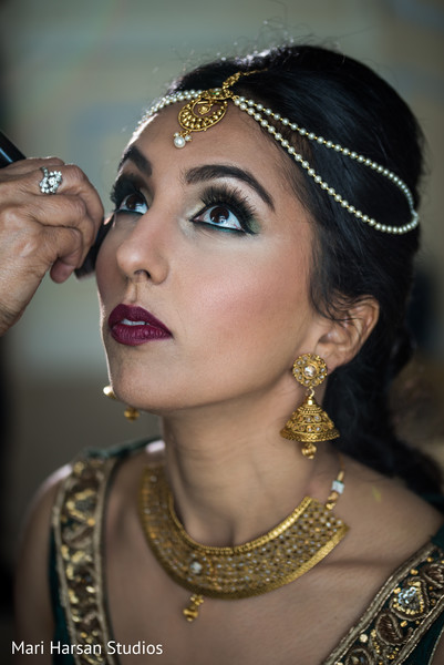 indian wedding hair and make up,indian bridal make up,indian make up artist