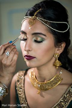 indian wedding hair and make up,indian bridal make up,indian make up artist