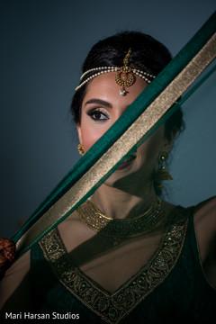 indian bride portrait,indian wedding hair and make up,indian bridal make up