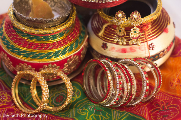 Indian Wedding Bangles in Woodbury, NY Indian Wedding by Jay Seth Photography