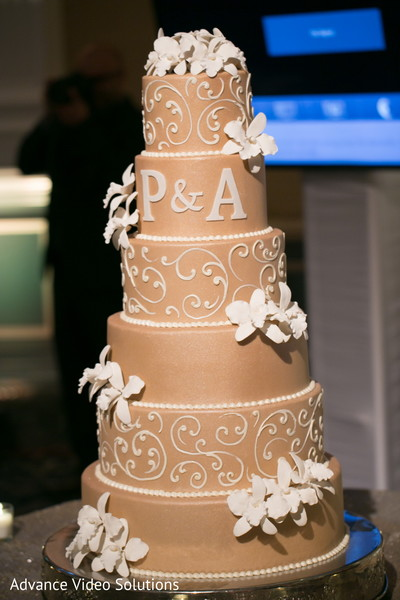 Indian Wedding Cakes in Somerset, New Jersey Indian Wedding by Advance Video Solutions