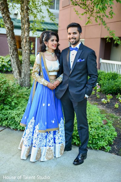 Edison NJ Indian Wedding By House Of Talent Studio