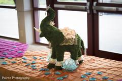 mehndi,decor elephant,mehndi party