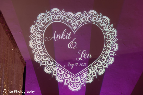 Lovely wedding reception ideas in Detroit, Michigan Fusion Wedding by Pointe Photography