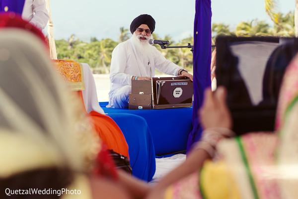 Sikh Wedding in Barcelo Riviera Maya Sikh Wedding by QuetzalPhoto