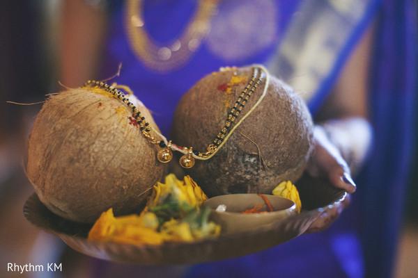 Mangalsutra in San Jose, CA, Indian Wedding by Rhythm Krishna Mohan