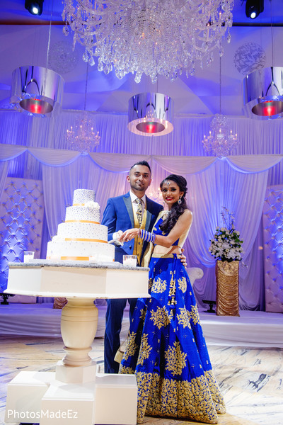 indian wedding cake,indian wedding lighting,indian bride and groom