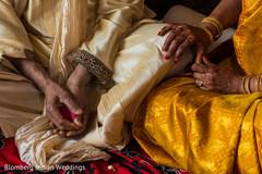 mehndi,sangeet,yellow sari,sharwani