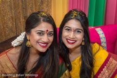sangeet,maharani,yellow sari