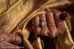 mehndi designs,maharani,engagement ring