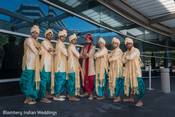 golden sherwani,groomsmen,indian groomsmen