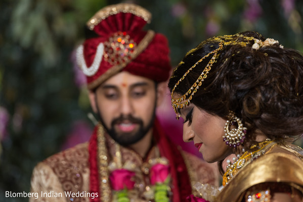 indian couple,wedding ceremony,maharani