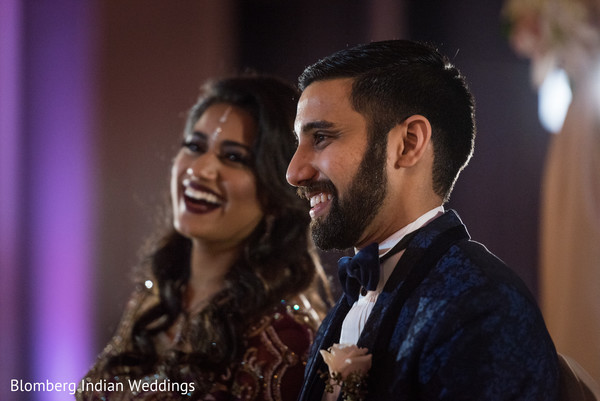 indian couple,wedding reception,bridal fashion