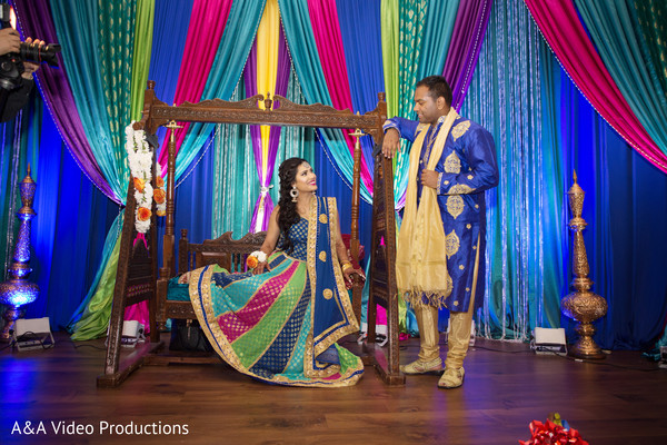 Indian Bride and Groom Pre-Wedding Celebrations in Austin, TX Fusion Indian Wedding by A&A Video Productions