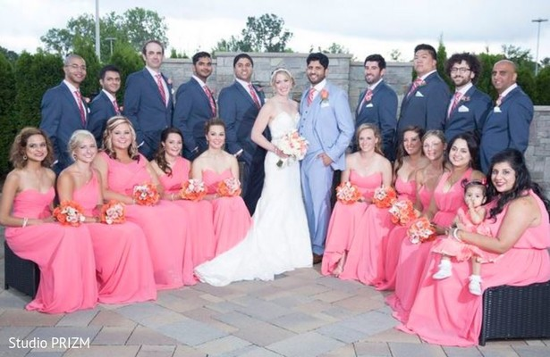 groomsmen,bridesmaids,groomsmen and bridesmaids,groomsmen and bridesmaids portrait,couple with friends