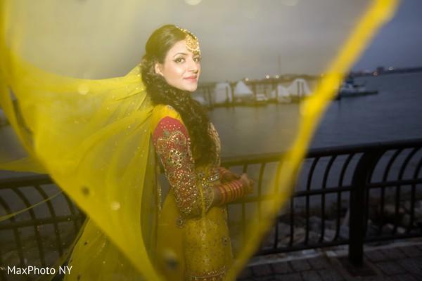 indian bride,indian bridal,indian bridal portrait,indian bride fashions,indian bride style,mehndi party,mehndi night,pre-wedding ceremony,pre-wedding festivities,indian pre-wedding
