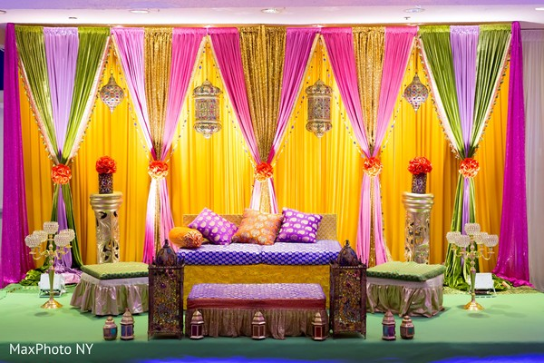 Mehndi Night Pre Wedding Ceremony