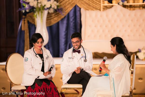 Fusion wedding guest performances