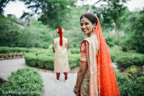 indian bride portrait,indian wedding photography,first look photography